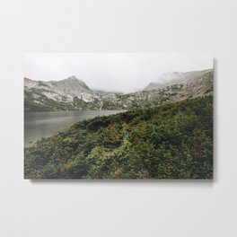Loch Lomond Metal Print