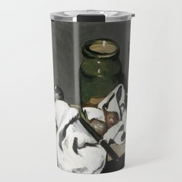 1869 - Paul Cezanne - Still life with kettle Travel Mug