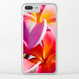 Pua Melia ke Aloha Keanae Dreams Clear iPhone Case