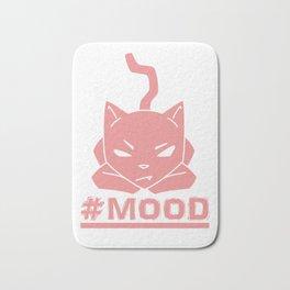 #MOOD Cat Pink Bath Mat