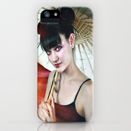 Konichiwa iPhone Case