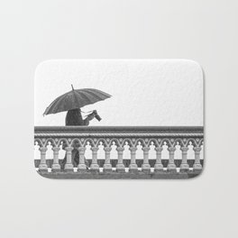 Rain Man London Bath Mat