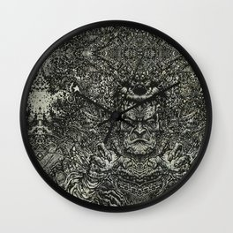 frankenstein conquers the universe Wall Clock