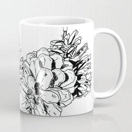 White Pine Cones Coffee Mug