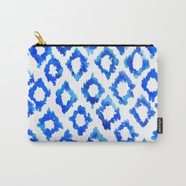 Abstract pattern watercolor Carry-All Pouch