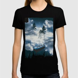 Forest sailing T-shirt