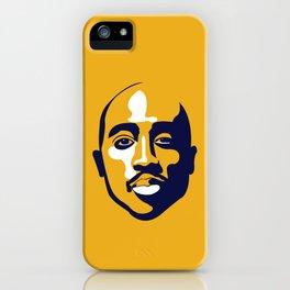 All Eyez On Me Alternative Art iPhone Case