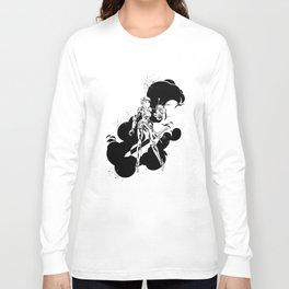 Lady Knight Long Sleeve T-shirt