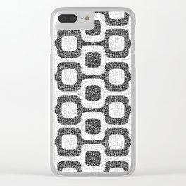 Ipanema - Rio de Janeiro Clear iPhone Case