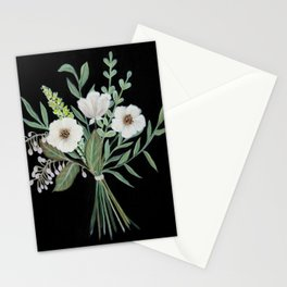 Woodland Bouquet Stationery Cards