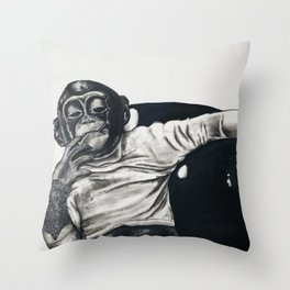 Original Gangster Throw Pillow