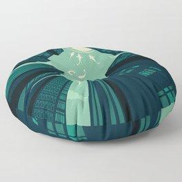 Solitary Dream Floor Pillow
