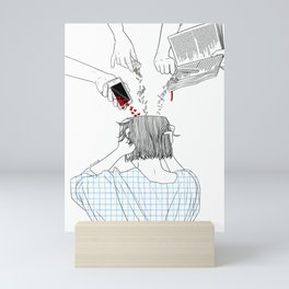 Too Many Cooks Mini Art Print