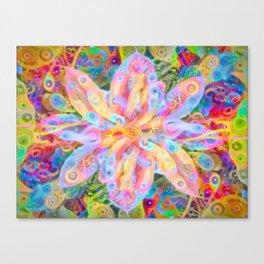 Fizzy Spritz I Canvas Print
