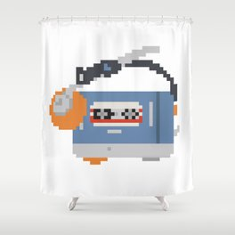 Awesome Mix Vol 1 Shower Curtain