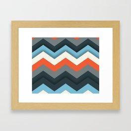 Wander - Jetset Framed Art Print