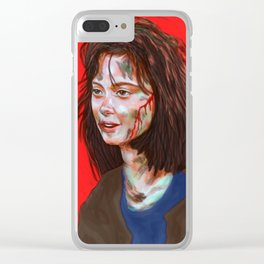 Heathers - Veronica Sawyer Clear iPhone Case