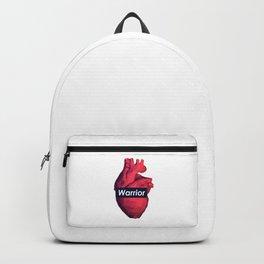 warrior heart Backpack