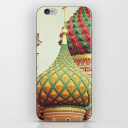 Russian Onion Domes iPhone Skin