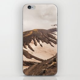 Volcanic Graphics iPhone Skin