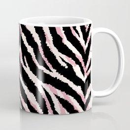 Zebra fur texture print Coffee Mug