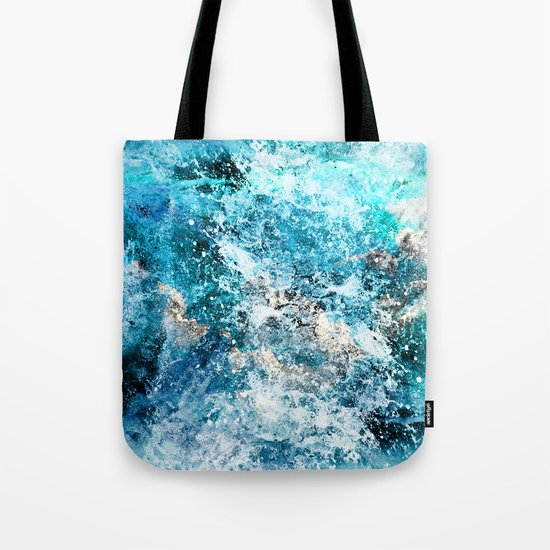 Water's Dance Tote Bag