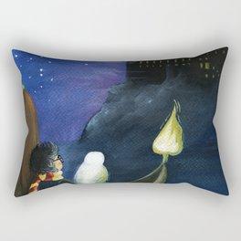 Harry's Journey Rectangular Pillow