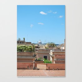 Peter in the Distance Canvas Print