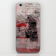 misprint 102 iPhone & iPod Skin