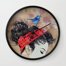 SUCH WONDEROUS Wall Clock