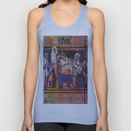 Rock and Roll Unisex Tank Top