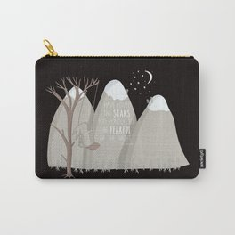 I have loved the stars too fondly to be fearful of the night Carry-All Pouch
