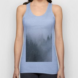 Long Days Ahead - Nature Photography Unisex Tank Top