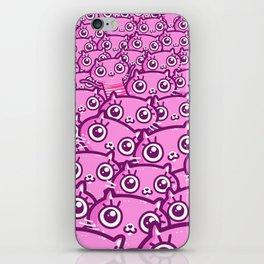 Crazy Cat Lady Dreams iPhone Skin