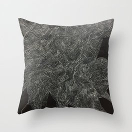 An Ode To You ... When Particles Align Throw Pillow