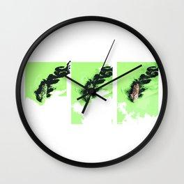 Pantheras tigris Wall Clock
