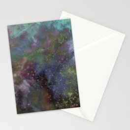 MAGICAL MARBLE Stationery Cards