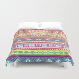aztec pattern Duvet Cover
