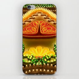 Colorful decorations iPhone Skin