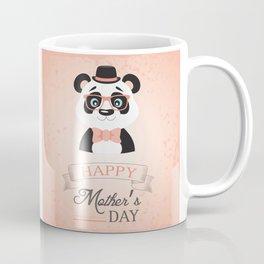 Happy Mother's Day ~ Panda Coffee Mug