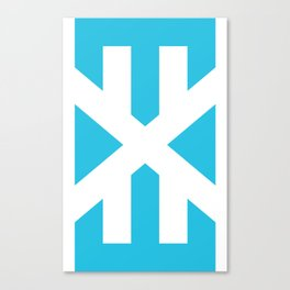 plain.exe Canvas Print