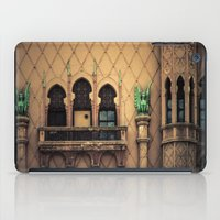 theatre iPad Cases featuring The Melbourne Forum Theatre by Paul Vayanos