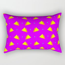 Chips & Peas Rectangular Pillow