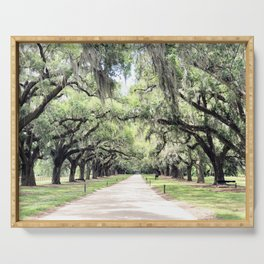 Southern Charm Serving Tray