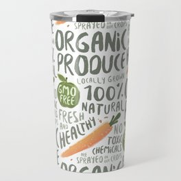 Organic Produce Travel Mug