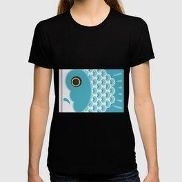 Koinobori | Aqua T-shirt