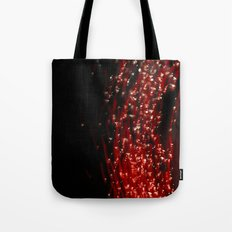 Primary Colors: Red Tote Bag