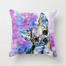 Chihuahua No. 1 Throw Pillow