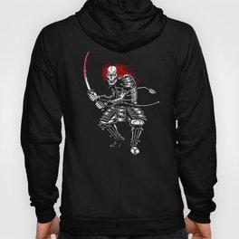Zombie Samurai (White version) Hoody
