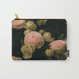 Korean Roses Carry-All Pouch
